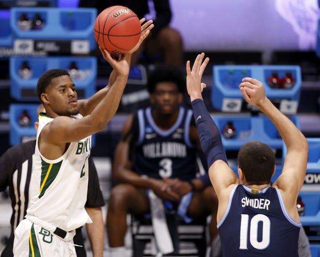 Arkansas at Baylor: 3/29/21 College Basketball Picks and Prediction