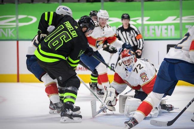 Dallas Stars vs Florida Panthers NHL Picks, Odds, Predictions 3/28/21