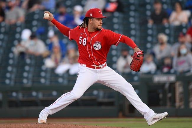 St. Louis Cardinals at Cincinnati Reds - 4/1/21 MLB Picks and Prediction