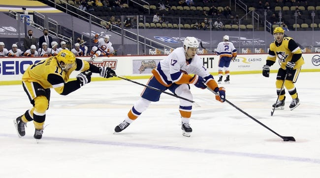 Pittsburgh Penguins vs New York Islanders NHL Picks, Odds, Predictions 3/29/21