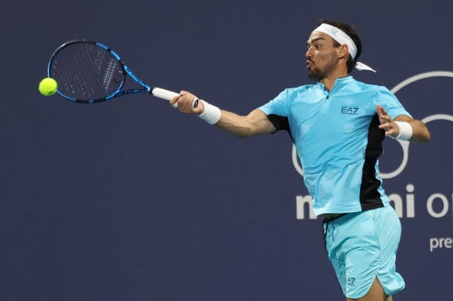 Monaco Masters: Fabio Fognini vs. Casper Ruud 4/16/21 Tennis Prediction