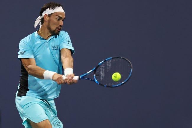 Andalucia Open: Fabio Fognini vs Jaume Munar 4/8/21 Tennis Prediction
