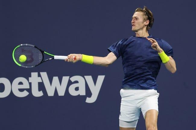 Serbia Open: Sebastian Korda vs. Aljaz Bedene 4/20/21 Tennis Prediction