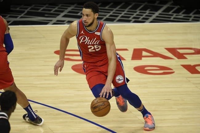 Philadelphia 76ers at Cleveland Cavaliers - 4/1/21 NBA Picks and Prediction
