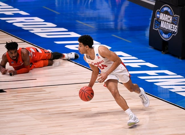 Oregon State at Houston 3/29/21 NCAA Tournament College Basketball Picks and Predictions