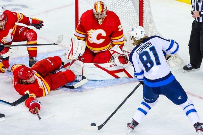 Calgary Flames vs Winnipeg Jets NHL Picks, Odds, Predictions 3/29/21