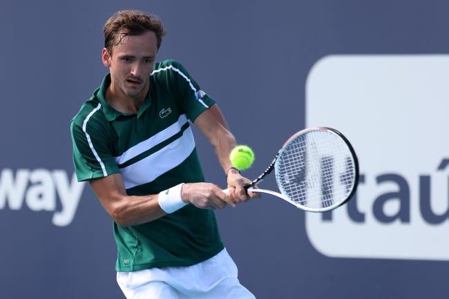 Miami Open: Daniil Medvedev vs Frances Tiafoe 3/30/21 Tennis Prediction