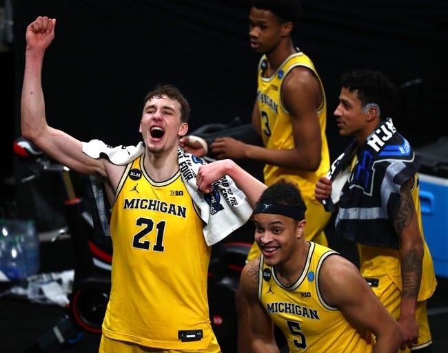 UCLA at Michigan: 3/30/21 NCAA Tournament College Basketball Picks and Predictions