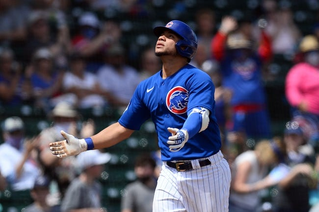 Pittsburgh Pirates at Chicago Cubs 4/1/21 MLB Picks and Predictions