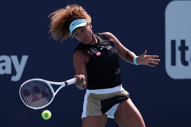 Miami Open: Naomi Osaka vs Maria Sakkari 3/31/21 Tennis Prediction