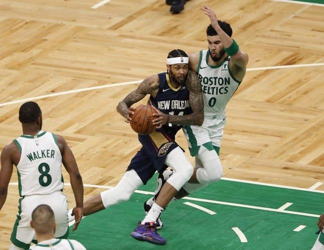 New York Knicks at Boston Celtics - 4/7/21 NBA Picks and Prediction