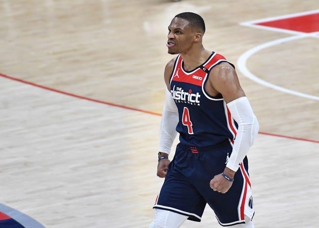 Washington Wizards at Detroit Pistons - 4/1/21 NBA Picks and Prediction