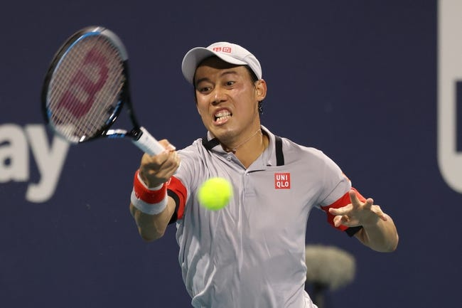 Madrid Open: Karen Khachanov vs. Kei Nishikori 5/4/21 Tennis Prediction