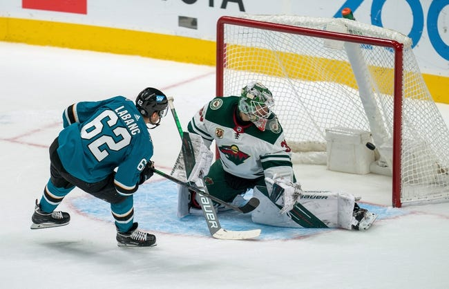 San Jose Sharks vs Minnesota Wild NHL Picks, Odds, Predictions 3/31/21