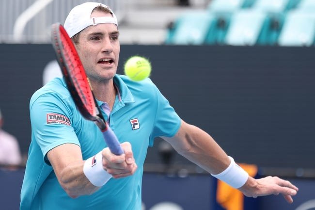 Madrid Open: Roberto Bautista Agut vs. John Isner 5/5/21 Tennis Prediction