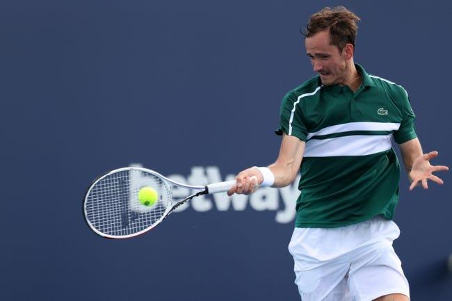 Miami Open: Daniil Medvedev vs Roberto Bautista-Agut 3/31/21 Tennis Prediction