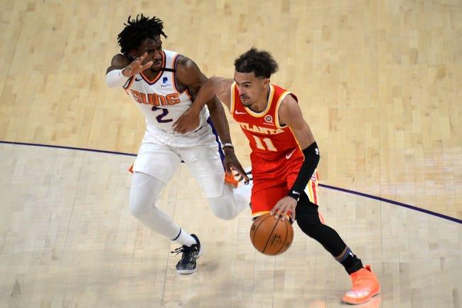 New Orleans Pelicans at Atlanta Hawks - 4/6/21 NBA Picks and Prediction