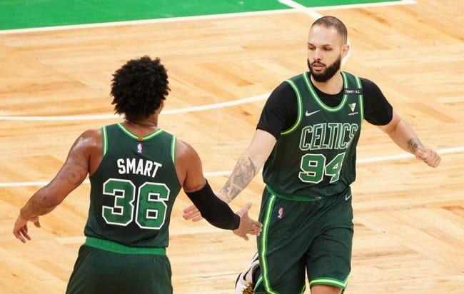 Minnesota Timberwolves at Boston Celtics - 4/9/21 NBA Picks and Prediction