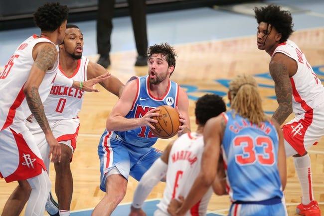 Brooklyn Nets at Chicago Bulls - 4/4/21 NBA Picks and Prediction