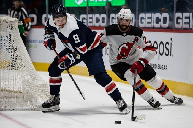 New Jersey Devils vs Washington Capitals NHL Picks, Odds, Predictions 4/2/21
