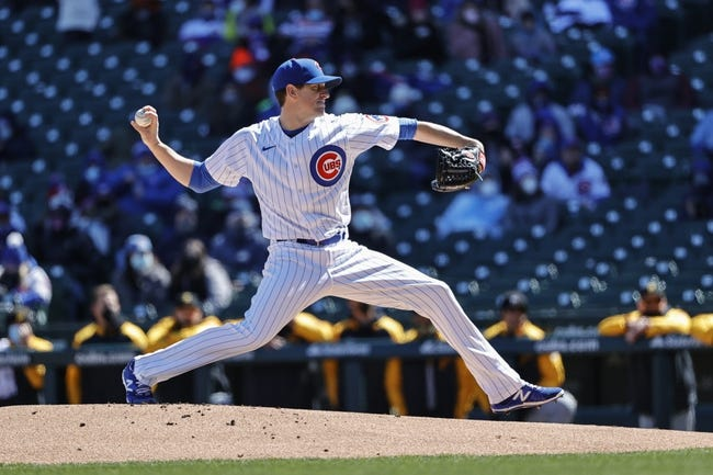 Chicago Cubs vs Milwaukee Brewers MLB Picks, Odds, Predictions 4/7/21