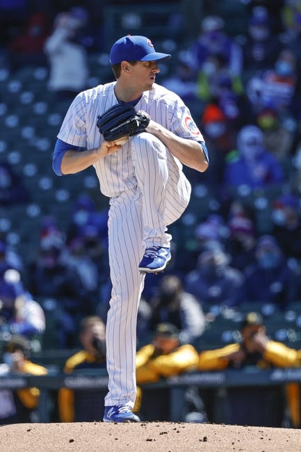Chicago Cubs at Milwaukee Brewers - 4/13/21 MLB Picks and Prediction