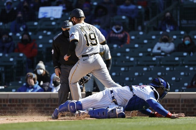 Chicago Cubs vs Pittsburgh Pirates MLB Picks, Odds, Predictions 4/3/21