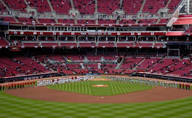 Cincinnati Reds vs St. Louis Cardinals MLB Picks, Odds, Predictions 4/4/21
