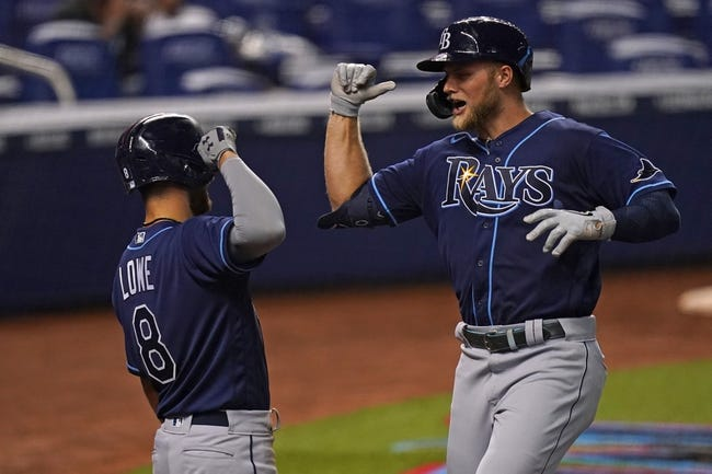 Tampa Bay Rays at Miami Marlins - 4/2/21 MLB Picks and Prediction