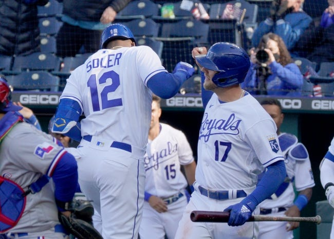 Kansas City Royals vs Texas Rangers MLB Picks, Odds, Predictions 4/3/21