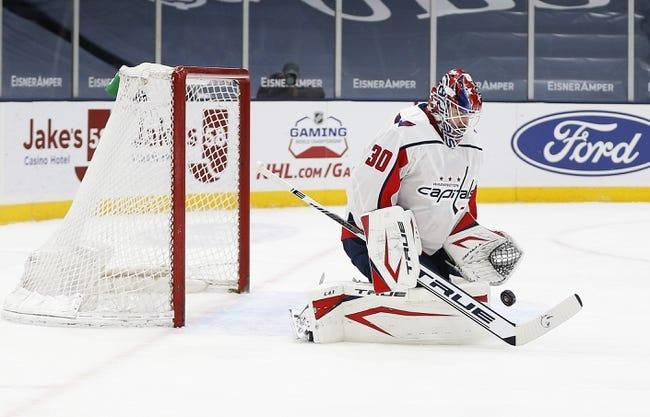 New York Islanders vs Washington Capitals NHL Picks, Odds, Predictions 4/6/21
