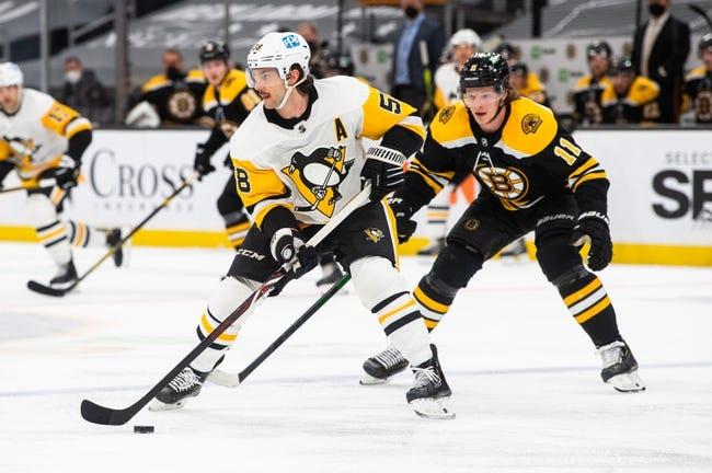 Boston Bruins vs Pittsburgh Penguins NHL Picks, Odds, Predictions 4/3/21