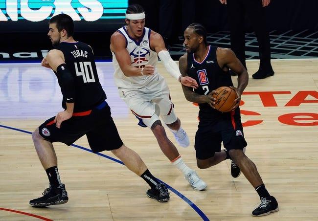 Los Angeles Lakers at Los Angeles Clippers - 4/4/21 NBA Picks and Prediction