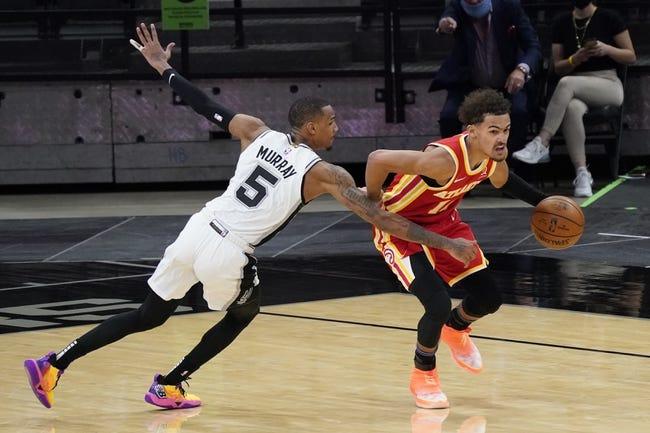 Chicago Bulls at Atlanta Hawks - 4/9/21 NBA Picks and Prediction