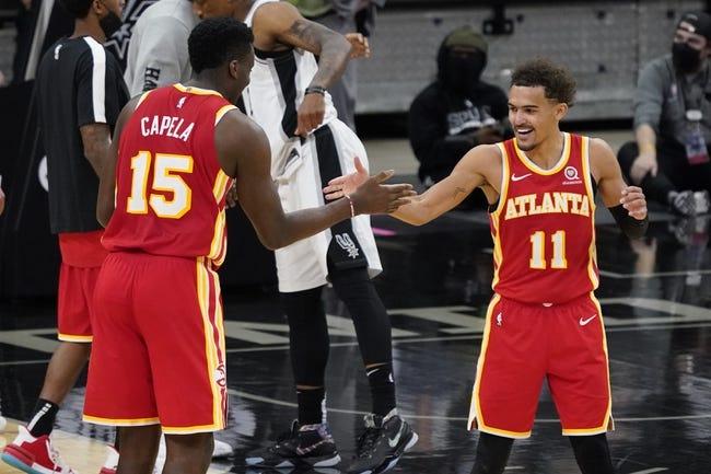 Memphis Grizzlies at Atlanta Hawks - 4/7/21 NBA Picks and Prediction