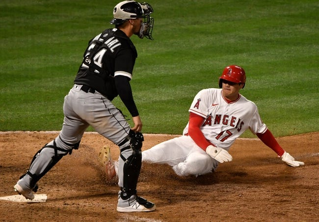 Chicago White Sox at Los Angeles Angels 4/2/21 MLB Picks and Predictions