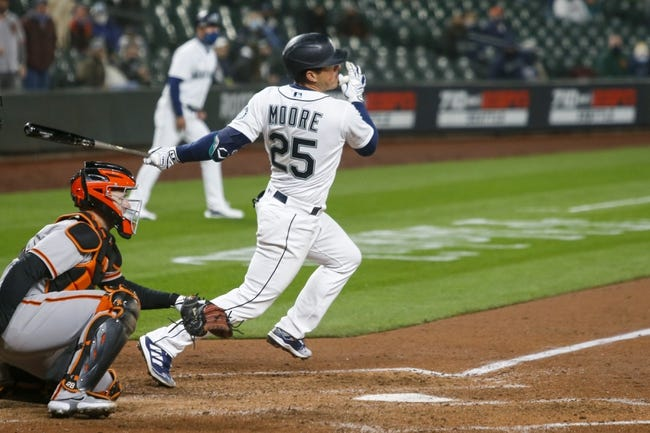 Seattle Mariners vs San Francisco Giants MLB Picks, Odds, Predictions 4/2/21