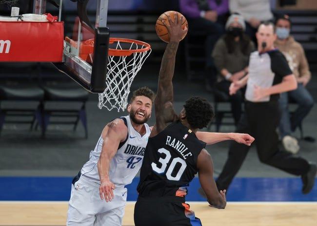 New York Knicks at Detroit Pistons - 4/3/21 NBA Picks and Prediction