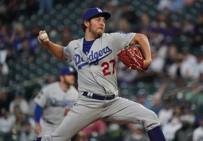 Los Angeles Dodgers at San Diego Padres - 4/18/21 MLB Picks and Prediction