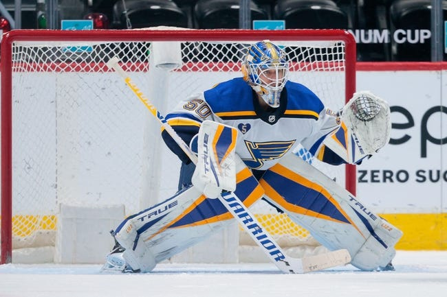 St. Louis Blues at Colorado Avalanche - 4/3/21 NHL Picks and Prediction
