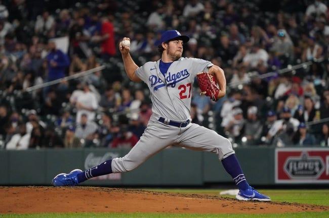 Colorado Rockies at Los Angeles Dodgers: 4/13/21 MLB Picks and Predictions