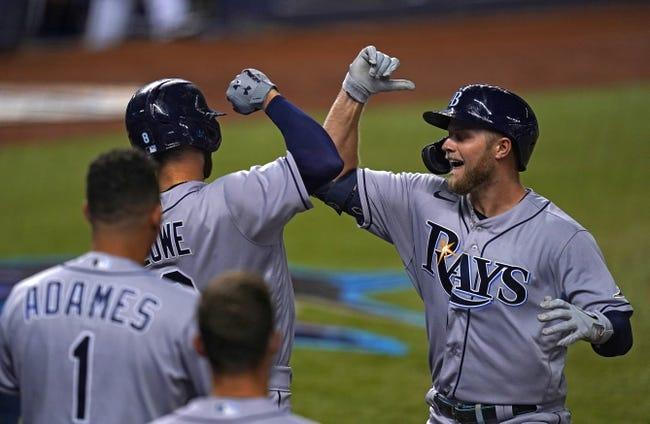 Tampa Bay Rays at Miami Marlins - 4/3/21 MLB Picks and Prediction