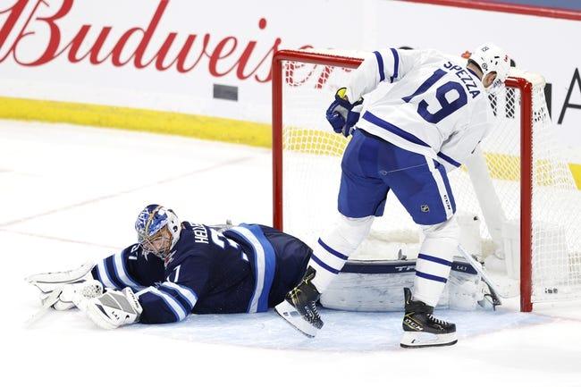 Toronto Maple Leafs vs Winnipeg Jets NHL Picks, Odds, Predictions 4/15/21