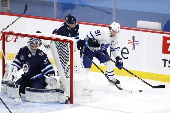 Winnipeg Jets at Toronto Maple Leafs - 4/15/21 NHL Picks and Prediction