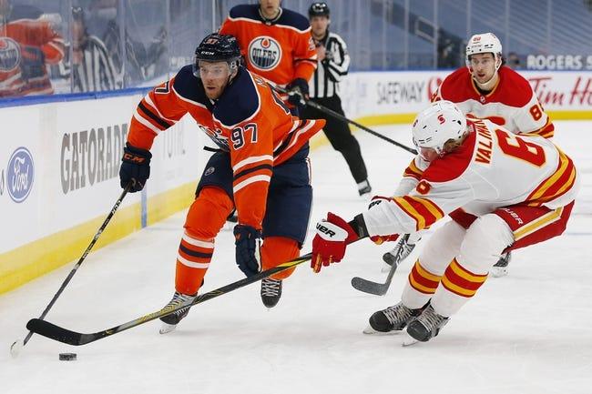 Calgary Flames vs Edmonton Oilers NHL Picks, Odds, Predictions 4/10/21