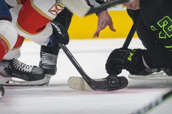 Florida Panthers at Dallas Stars - 4/13/21 NHL Picks and Prediction