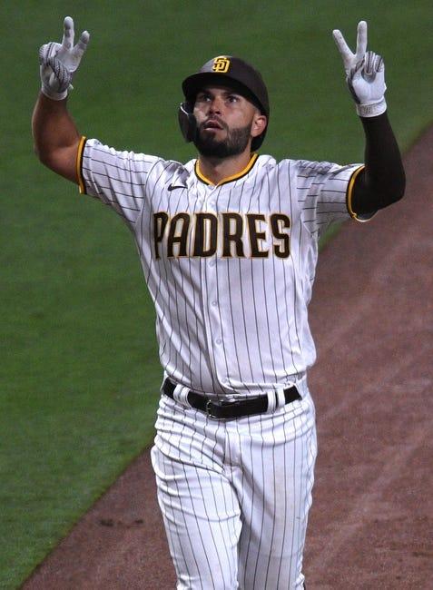 San Diego Padres at Texas Rangers - 4/10/21 MLB Picks and Prediction