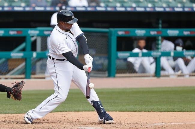 Cleveland Indians at Detroit Tigers: 4/4/21 MLB Picks and Predictions