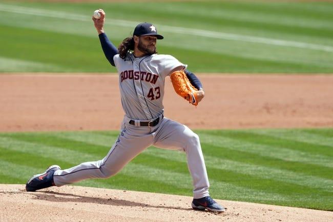Houston Astros vs Oakland Athletics MLB Picks, Odds, Predictions 4/9/21