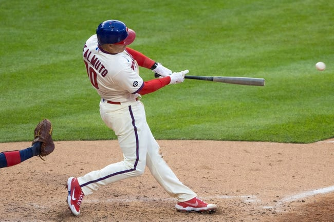 Atlanta Braves at Philadelphia Phillies 4/4/21 MLB Picks and Predictions